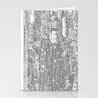 Leeds City Drawing Stationery Cards by Karl Wilson Photography