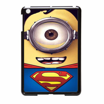 Despicable Me Minion Superman Harry Potter iPad Mini Case