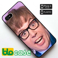 Mike Myers Austin Powers Iphone 6 Plus Plastic Case