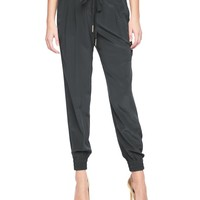 Washed Silk Pant by Juicy Couture,