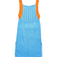 BLUEerror TooCool4Planet Knitted Sweater Dress
