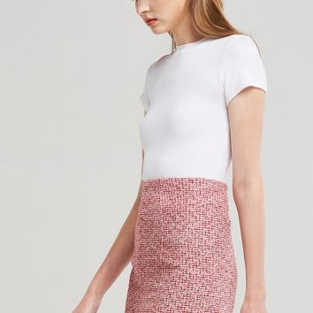 Ariel Tweed Skirt