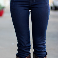 Dex Jeans: Como Super Skinny {Ink}