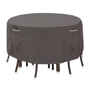 Ravenna Patio Table & Chair Set Cover - Round Large