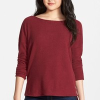 Women's Gibson Boatneck Fleece Top,