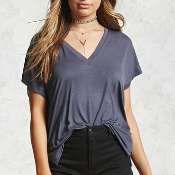 Vented High-Low Tee