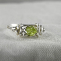 CUSTOM GEMSTONE RING: Princess's Crown Style -You Choose The Gemstone-