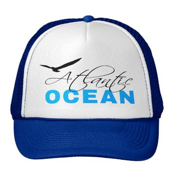 Atlantic Ocean Trucker Hat