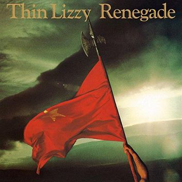 Thin Lizzy - Renegade Audiophile Limited Anniversary Edition