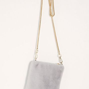 Anna Faux Fur Mini Crossbody