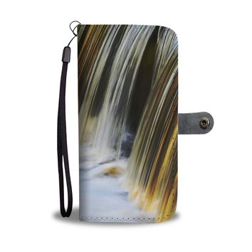 Weir on the River Phone Wallet Case