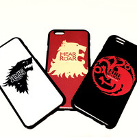3-for-1 Game of Thrones Phone Case Promo