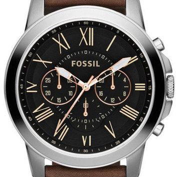 Fossil Grant Chronograph FS4813 Men's Watch