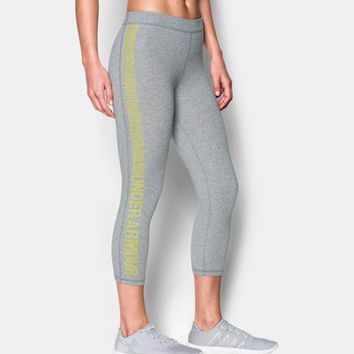 Women's UA Favorite Graphic Capris | Under Armour US