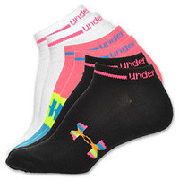 Under Armour Recur No Show Women's Socks