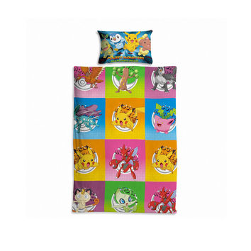 Hot Sale On Sale Bedroom Comfortable Home Hot Deal Anime Print Cushion Children Quilt Case [6344160518]