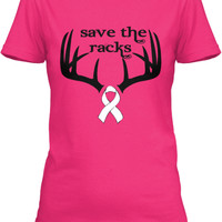Save The Racks! Breast Cancer Awareness