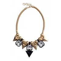 Pyramid Glamour Necklace
