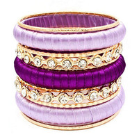 Pree Brulee - Magic Lamp Bangle Set