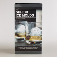 Sphere Ice Molds - World Market