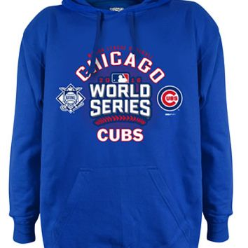 Chicago Cubs 2016 World Series Participant Hoody