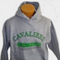 Hooded Sweatshirt | The Cavaliers Drum & Bugle Corps