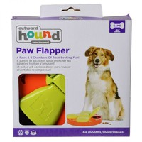 Dog Games Paw Flapper Dog Toy Puzzle