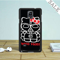 hello darth vader Samsung Galaxy Note 4 | 5 Case