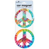Car Magnet-Peace Signs