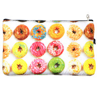 DONUTS LARGE POUCH