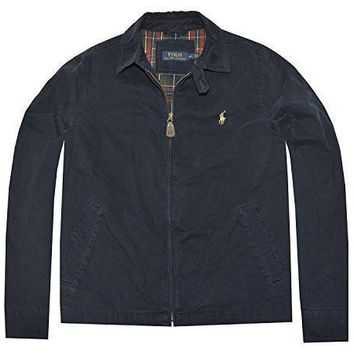 Polo Ralph Lauren Mens Canvas Jacket