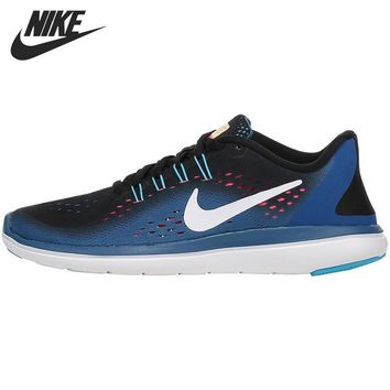 PEAPON Original New Arrival 2017 NIKE WMNS NIKE FLEX  RN Women's Running Shoes Sneakers