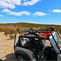 Jammock Black 2.0 - The Hammock for your Jeep!