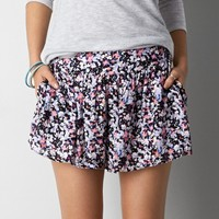 AEO PRINTED SOFT SHORT