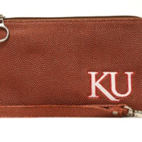 University of Kansas Jayhawks Wrist Bag