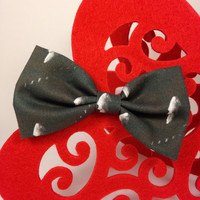 American Horror Story Coven Handmade Hair Bow