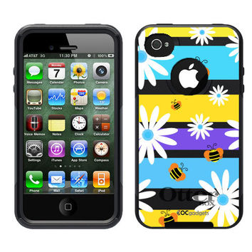 Otterbox iPhone 4 / 4S Commuter Series Buzz Bee
