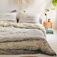 Chelsea Victoria For DENY Smash Into You Duvet Cover