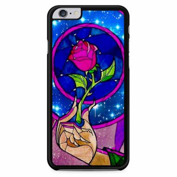Beauty And The Beast Rose iPhone 6 Plus / 6S Plus Case