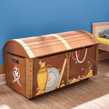 Fantasy Fields - Pirate Island Toy Chest