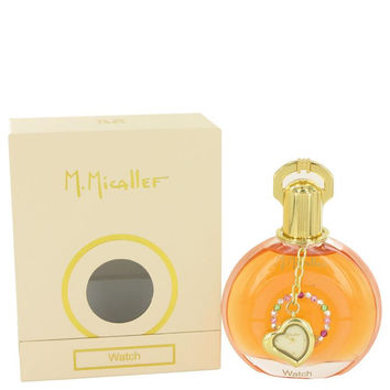 Micallef Watch by M. Micallef Eau De Parfum Spray 3.3 oz