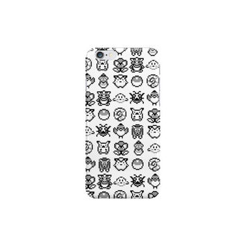 Pokemon 20th Anniversary Pattern ~ Pokemon ~ iPhone / Samsung Galaxy Phone Case Cover
