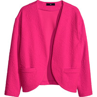 H&M - Jacket - Cerise - Ladies