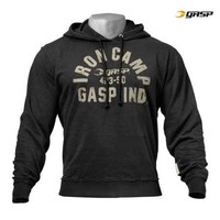 GASP Throw Back Hoodie