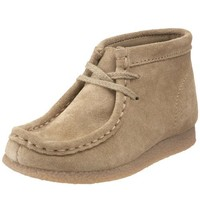 Clarks Toddler Wallabee Ankle Boot