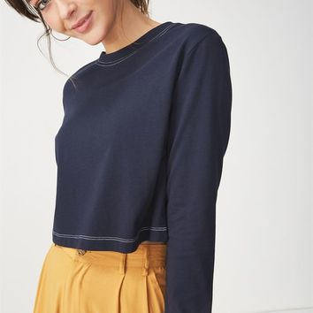 The Urban Long Sleeve Top