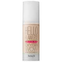 Benefit Cosmetics 'Hello Flawless!' Oxygen Wow Liquid Foundation (1 oz