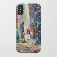 The Forest iPhone Case by J.Lauren