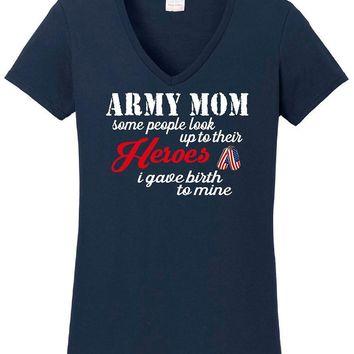 Army Mom T Shirts, Shirts & Tees | Our T Shirt Shack