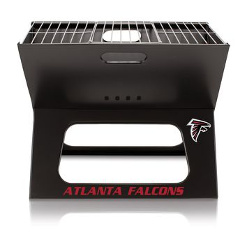 Atlanta Falcons - X-Grill Portable Charcoal BBQ Grill